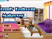 Dormitor trendy pentru fete