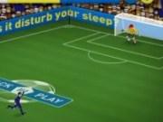 Fotbal sut si gol