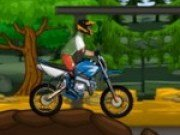 Joc de condus motocicleta prin jungla