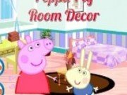 Peppa Pig in casa noua