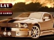 Mustang in salonul de Tuning