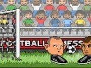 Meci de Fotbal cu Capul