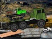 Joc nou de condus camioane vare transporta marfa