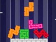 Echilibru cu piese Tetris