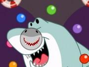 Pinball la masinaria rechin