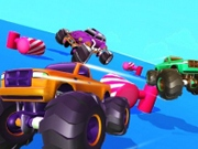 Fall Cars Ultimate Knockout Race