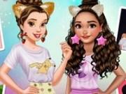 Ziua prieteniei alaturi de Belle si Moana