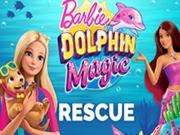 Barbie salveaza delfinii