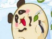 Panda la cina