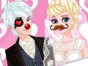 Elsa si Jack poze de nunta