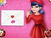 Marinette si Adrien de Valentines Day