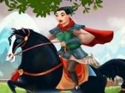 Printesa războinicului: Mulan la spital