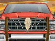 Condu si parcheaza camioane in Texas