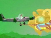 Ben 10 atac cu avionul