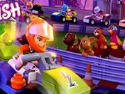 Lego Friends Curse cu personajele Heartlake Rush