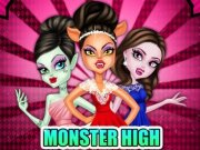 Monster High Party de Anul Nou