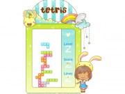 Tetris Iepurasi