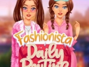 Rutină zilnică fashionistă