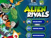 Ben 10 Rivali extraterestrii