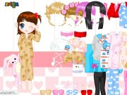 Costume de Pijama Dress Up