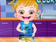 Reteta de snacks cu Baby Hazel