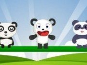 Ursuleti Panda manca rosii