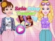 Transplat de ficat pentru Barbie