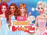 Prietene care se transformă în Bridezilla