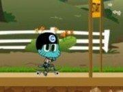 Skateboard-ul lui Gumball