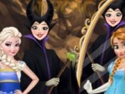 Elsa, Anna si vrajitoarea rea