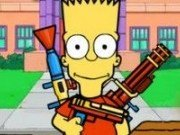 Bart Simpson impuscaturi