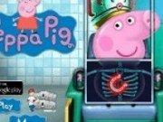 Peppa Pig operatie la spital