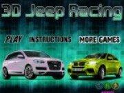 Joc de curse 3D intre BMW X6 si Audi Q7