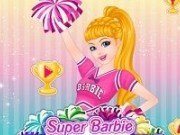 Super Barbie majoreta