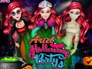 Ariel Halloween Party