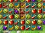 Match 3 cu fructe