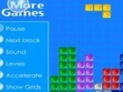 Tetris cu nivele