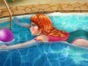 Anna la piscina
