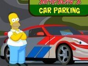 Homer Simpson parking