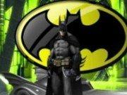 Batman cu masina neagra