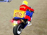 Livreaza Pizza cu Motocicleta 2020