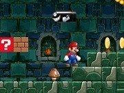 Clasicul joc cu Mario Niveluri noi