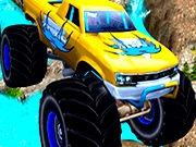 Monster Truck Speed Race