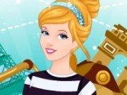 Cinderella calatorie in Paris