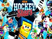 Hockey cu Personajele Nickelodeon