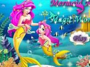 Sirene in lumea subacvatica