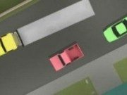 Parcheaza si condu camioane