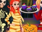 Halloween Printesele Disney