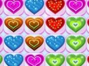 Match 3 cu inimioare