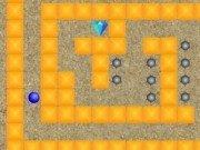 Labirint cu bile, ghiulea si diamante